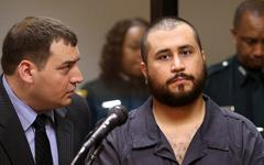 george zimmerman released on $9,000 bond, must stay away from guns and girlfriend